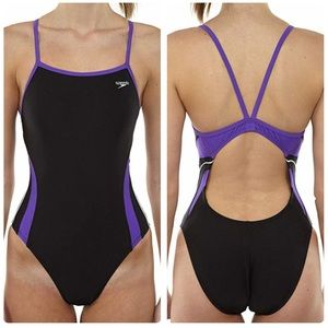 Speedo Performance Race II Tech Swimsuit